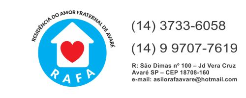 RAFA – Residência do Amor Fraternal de Avaré